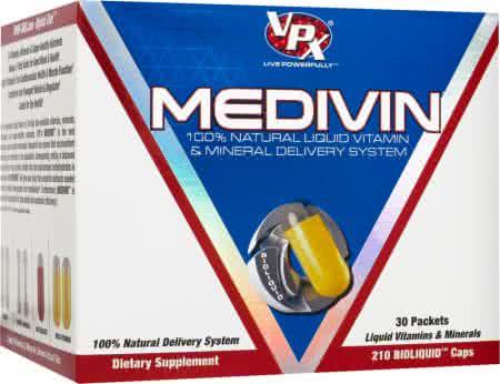 VPX Sports Medivin 30 pac.