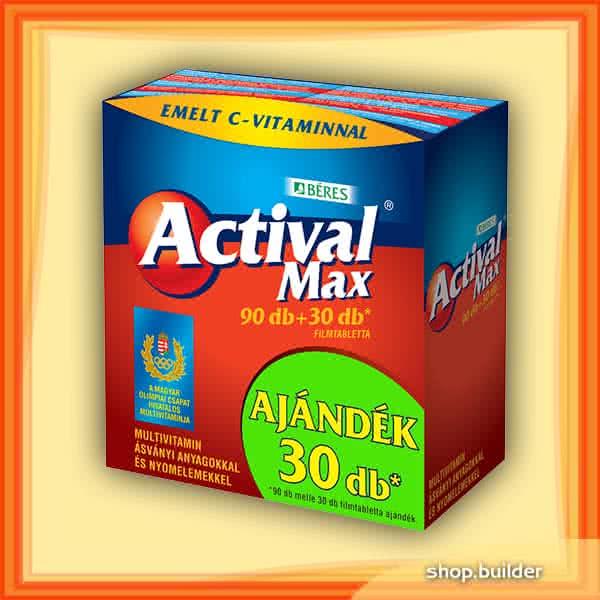 Beres Actival Max 90 tab.+30 tab.