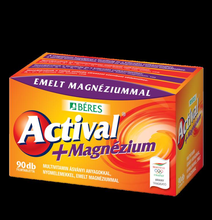 Beres Actival + Magnesium 90 tab.