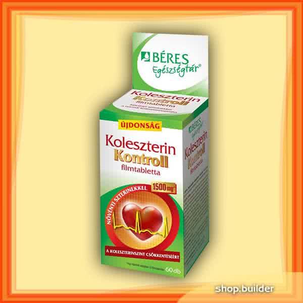 Beres Cholesterol Controll 60 tab.