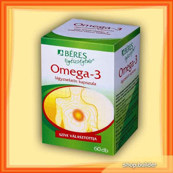Beres Omega-3 60 caps.
