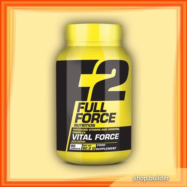 Full Force Vital Force 90 caps.