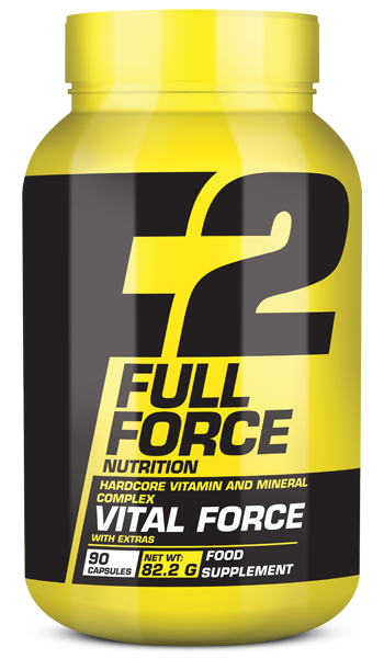 Full Force Vital Force 90 caps.