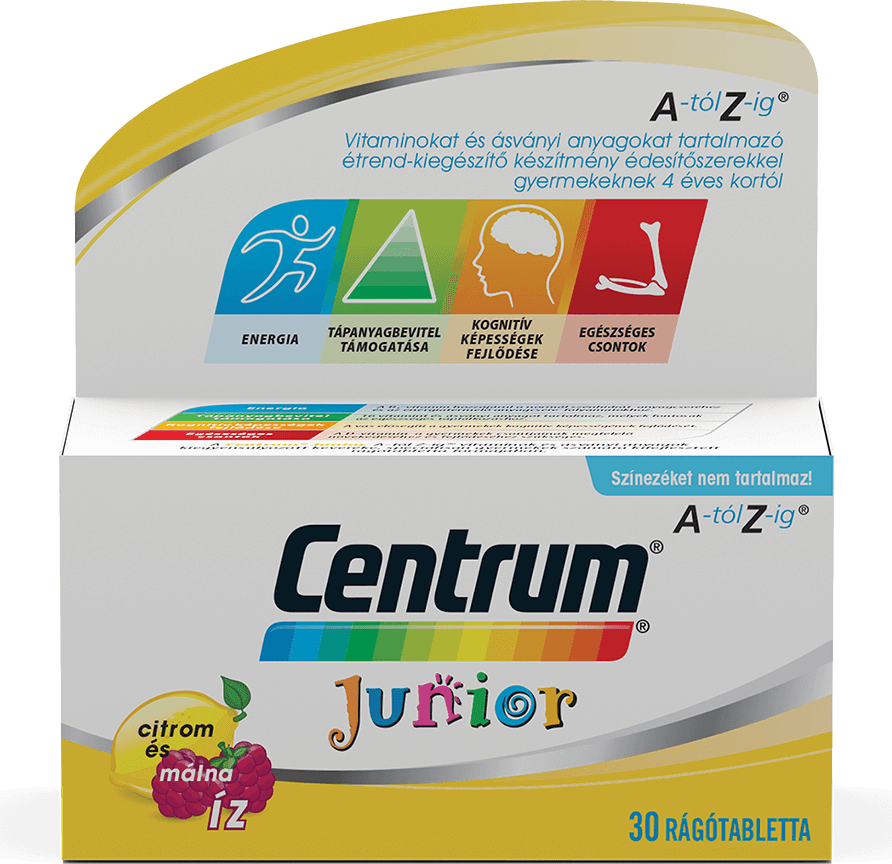 Centrum Centrum Junior 30 tab.