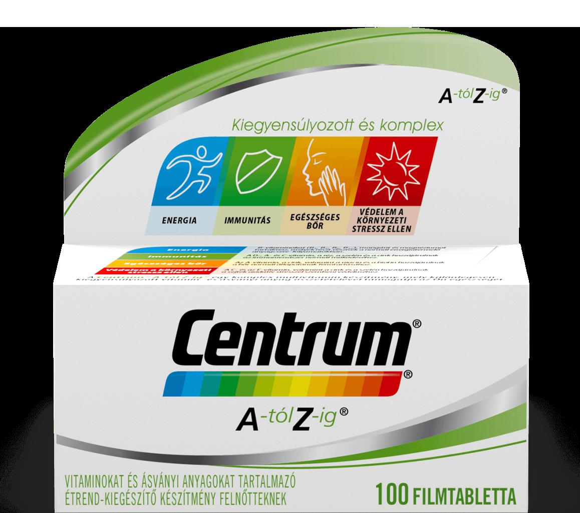 Centrum Centrum A-Z 100 tab.