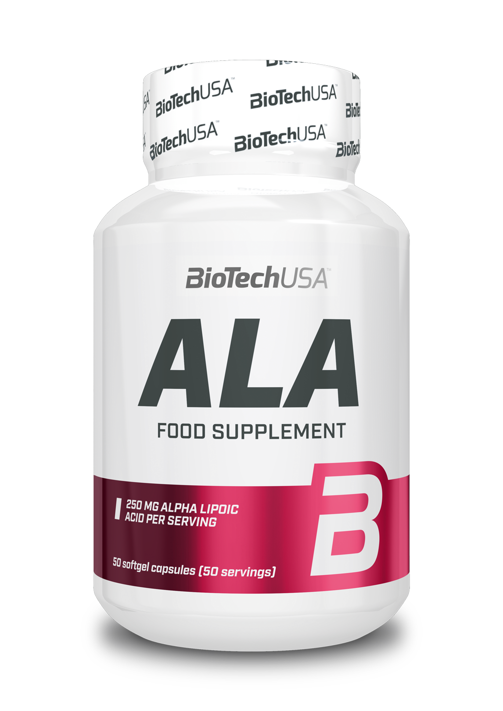 BioTech USA ALA 50 caps.