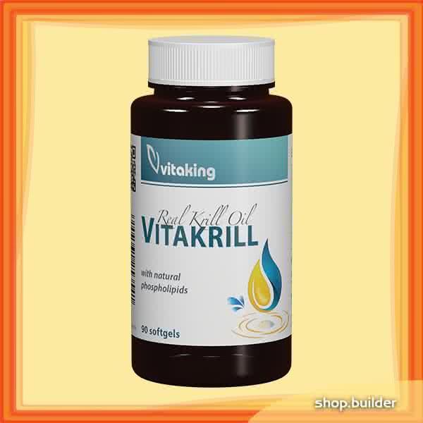 VitaKing VitaKrill 90 caps.