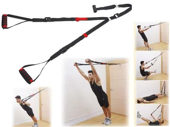 Spartan Multi Door Gym Trainer