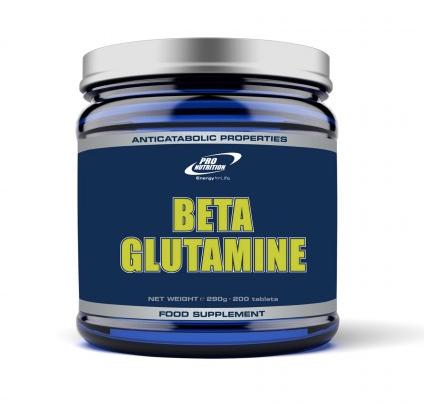 Pro Nutrition Beta Glutamine 200 tab.
