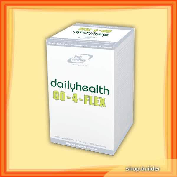 Pro Nutrition Dailyhealth Go-4-Flex 100 caps.
