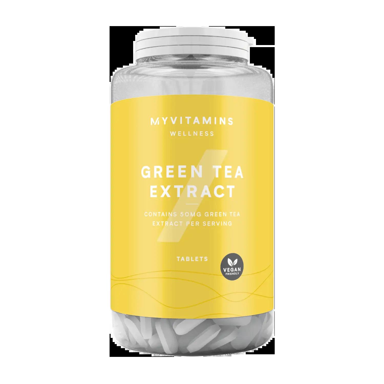 Myprotein Green Tea Extract 120 tab.
