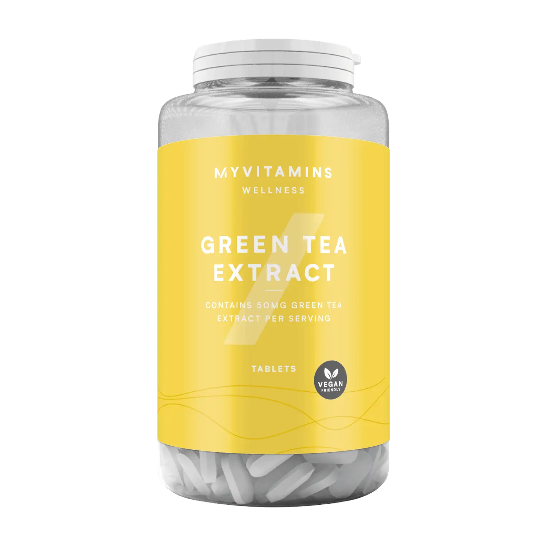 Myprotein Green Tea Extract 360 tab.