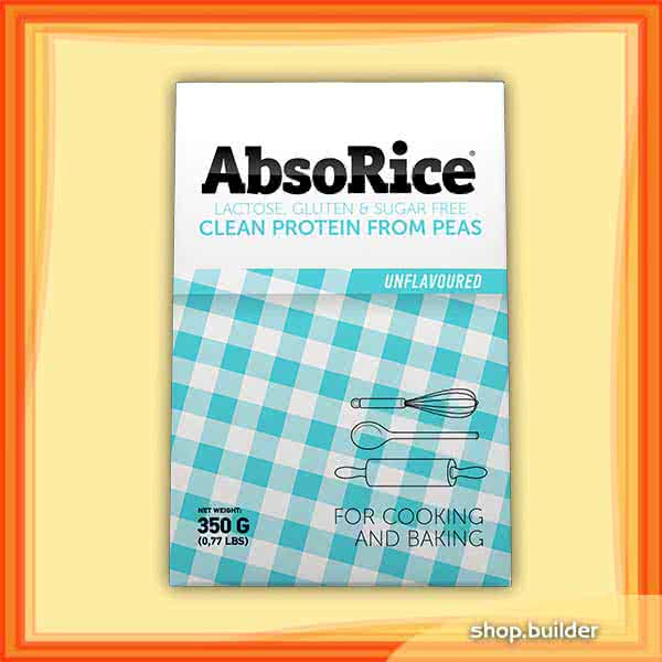 AbsoRice Clean Protein form Peas 0,35 kg