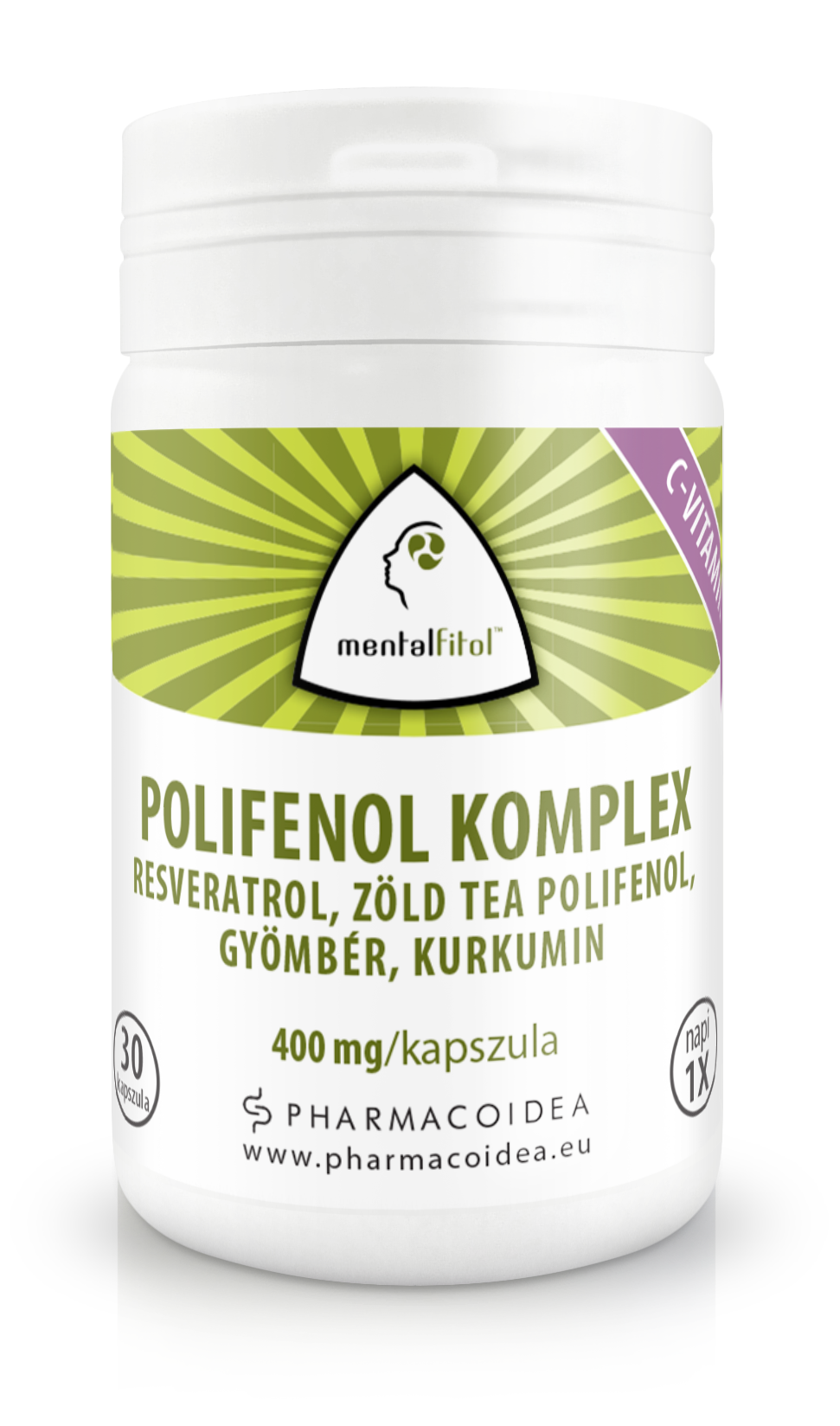 PharmacoIdea Polyphenol complex 30 caps.