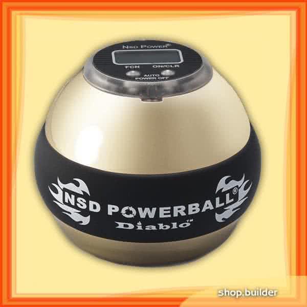 PowerBall Powerball 450Hz Metal Pro Diablo S