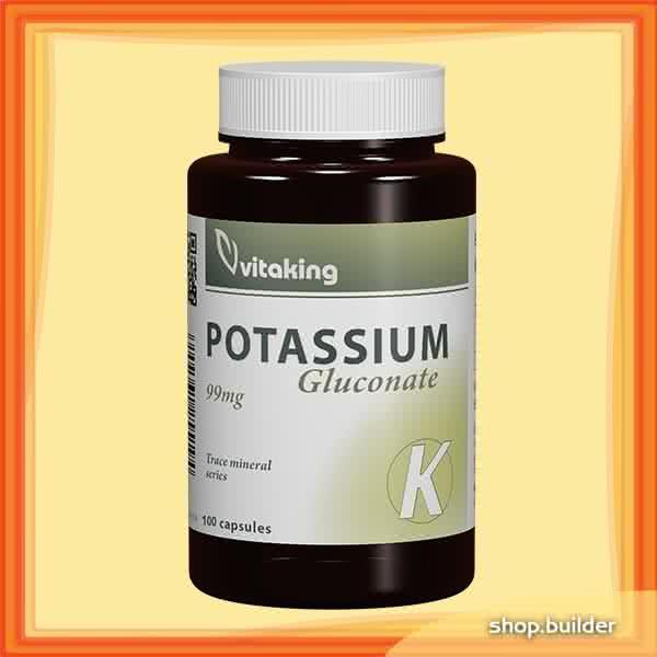 VitaKing Potassium 100 caps.