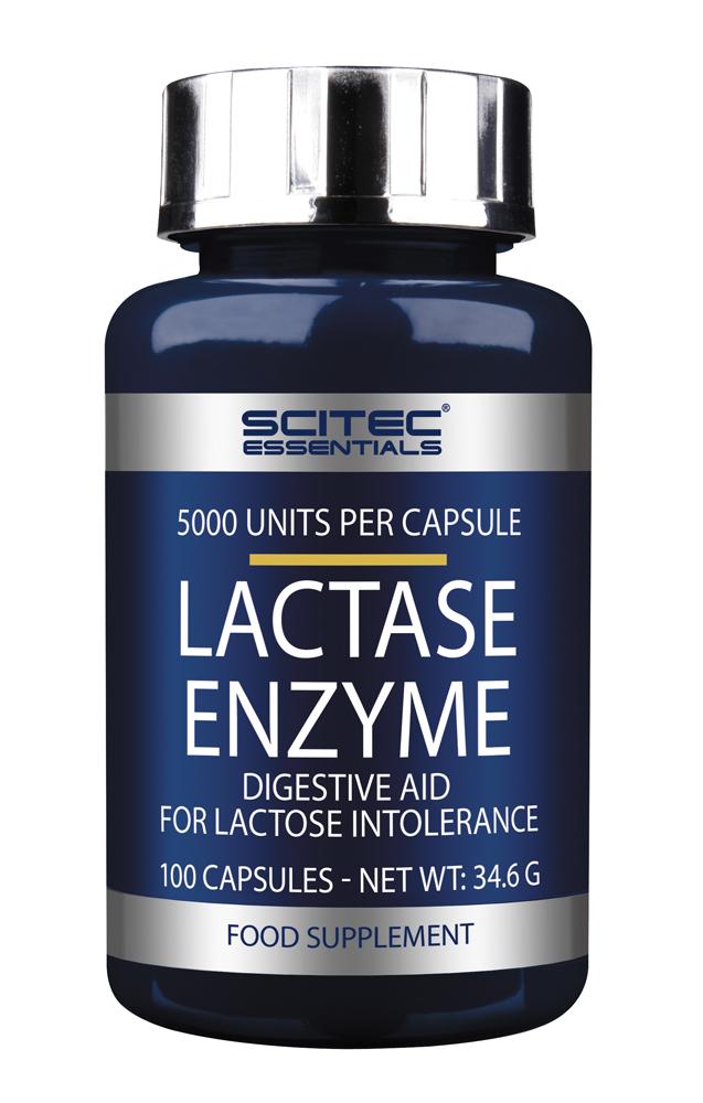 Scitec Nutrition Lactase Enzyme 100 caps.