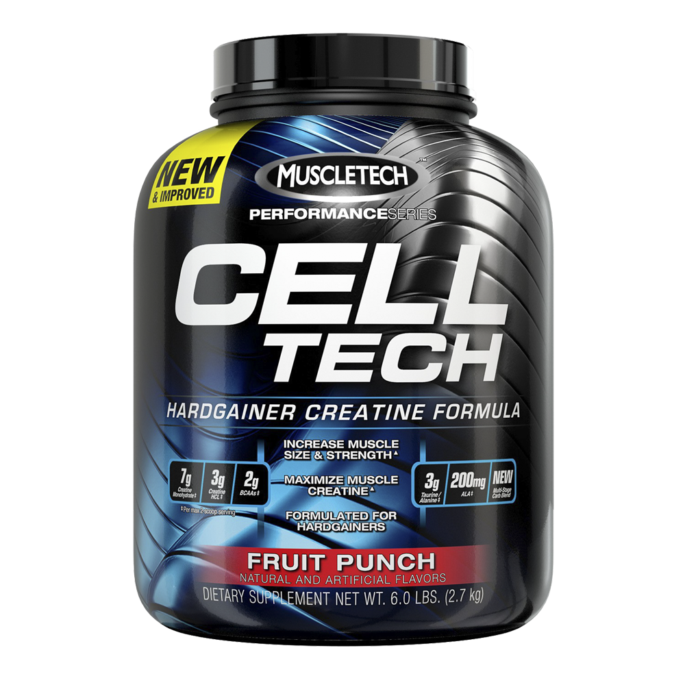 MuscleTech Cell Tech Performance Series 2,74 kg