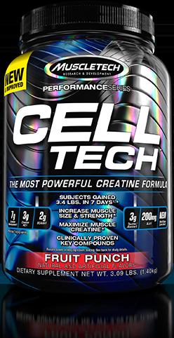 MuscleTech Cell Tech Performance Series 1,4 kg