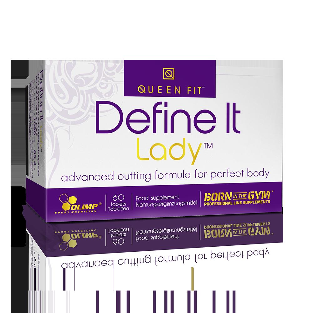 Olimp Sport Nutrition Queen Fit Define It Lady 50 tab.