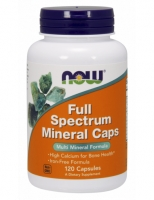 Now Foods Full Spectrum Mineral (120 caps.)