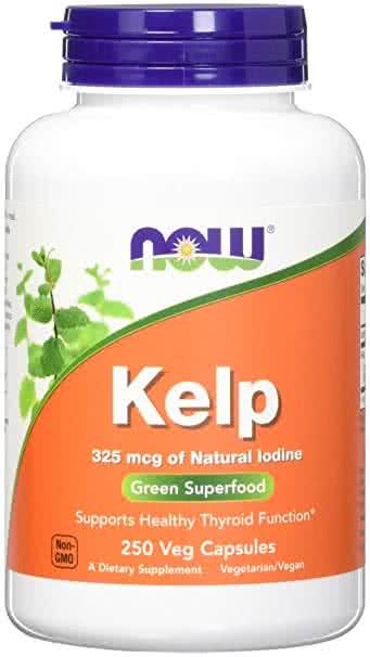 Now Foods Kelp 250 caps.