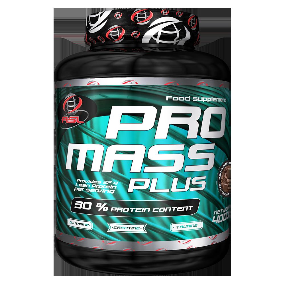 AllSports Labs Pro Mass Plus 4 kg