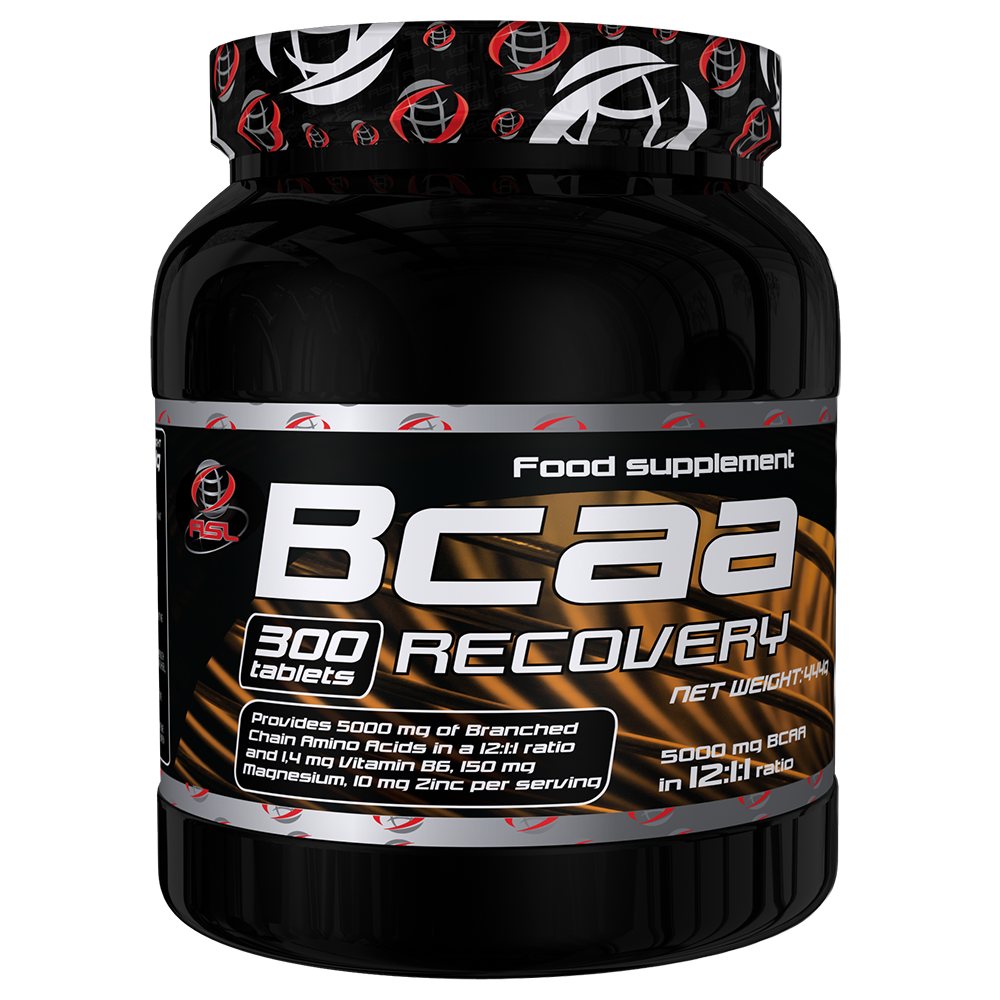 AllSports Labs BCAA Recovery 300 tab.