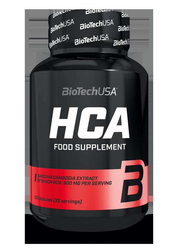BioTech USA HCA 100 caps.