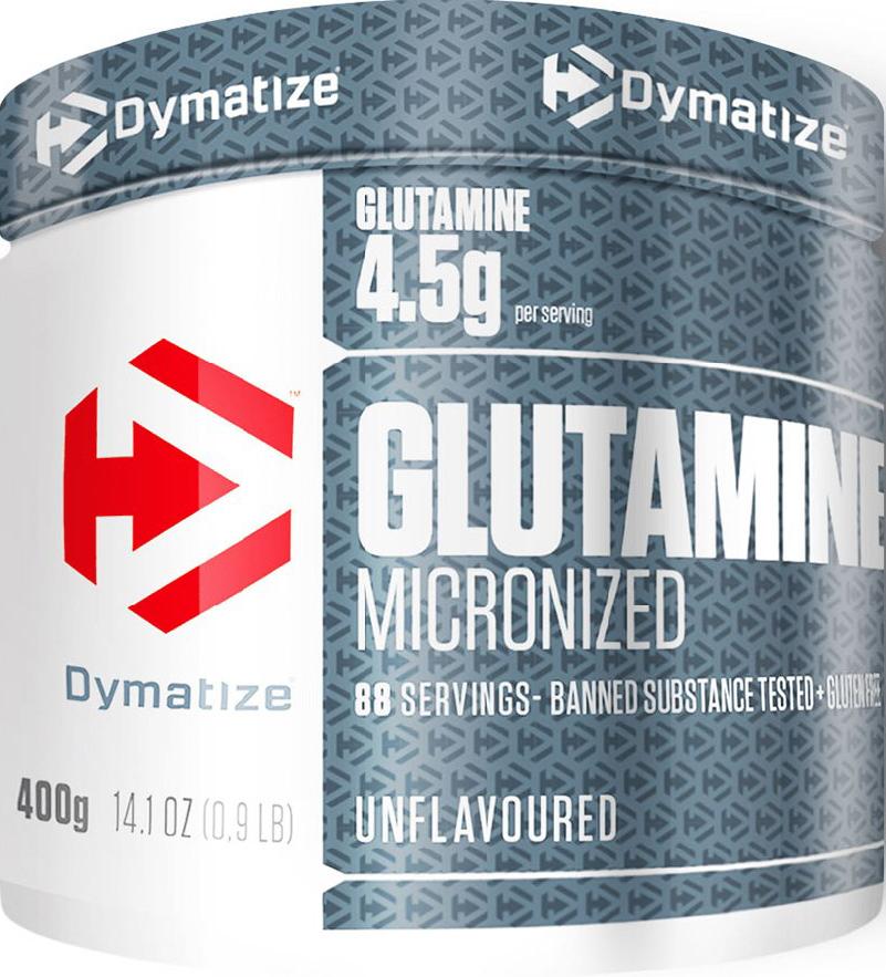 Dymatize Glutamine Micronized 400 gr.