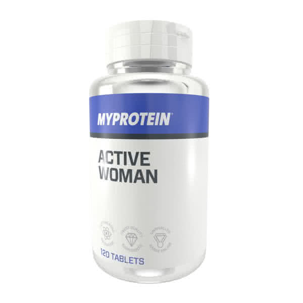 Myprotein Active Woman 120 tab.