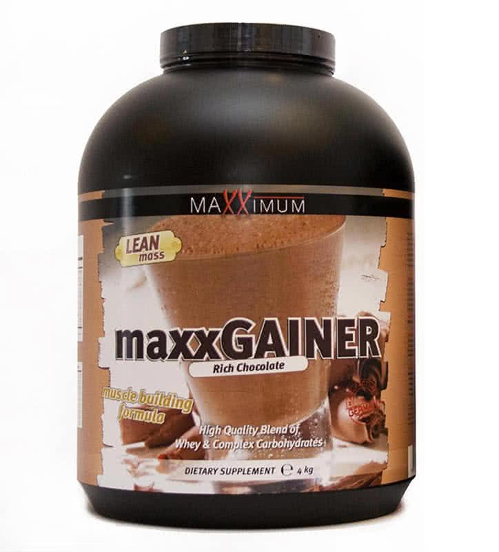 Maxximum Nutrition Maxx Gainer 4 kg