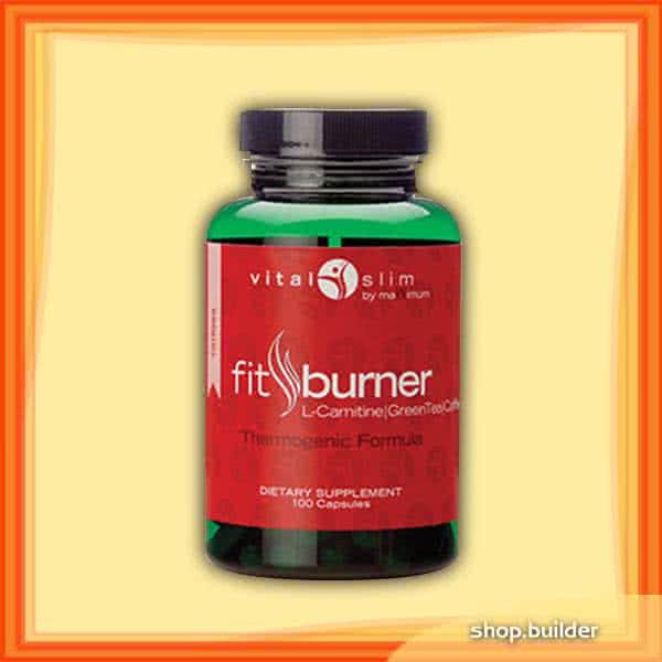 Maxximum Nutrition Fit Burner 100 caps.