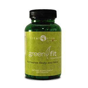 Maxximum Nutrition Green Fit 100 caps.