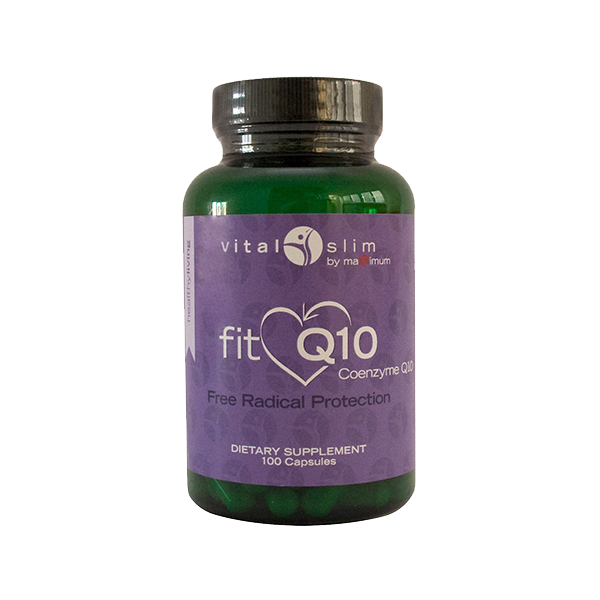 Maxximum Nutrition Fit Q10 100 caps.