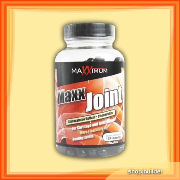Maxximum Nutrition Maxx Joint 120 caps.