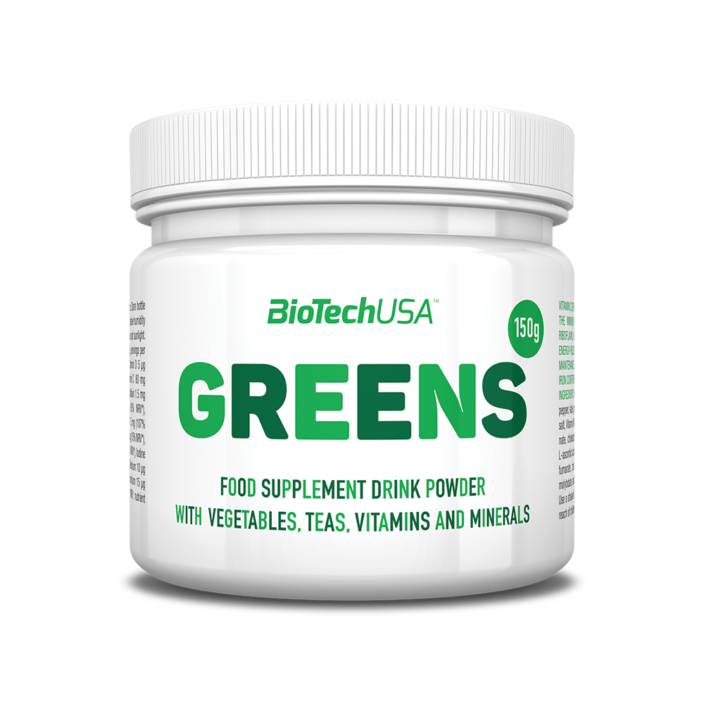 BioTech USA Greens 150 gr.