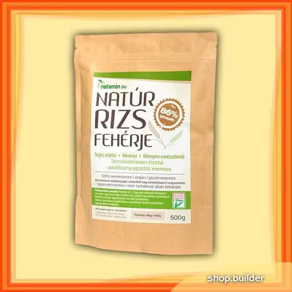 Netamin Rice Protein 0,5 kg