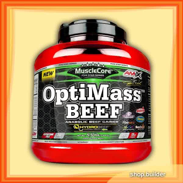 Amix OptiMass Beef 2,5 kg