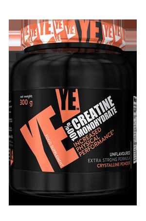 Ye Nutrition 100% Creatine Monohydrate 300 gr.