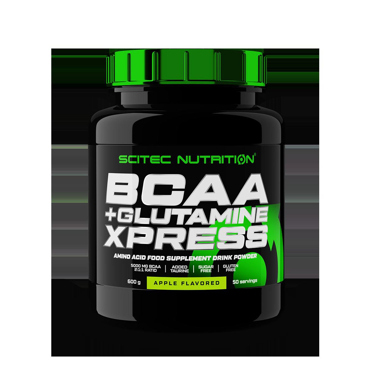Scitec Nutrition BCAA + Glutamine Xpress 600 gr.