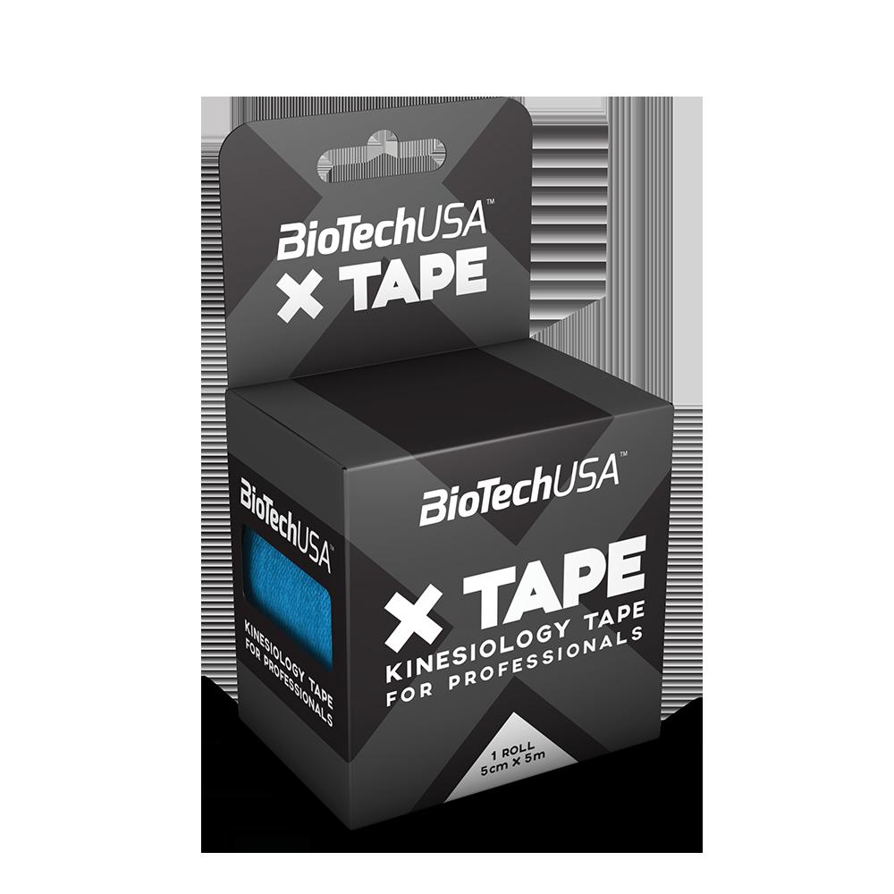 BioTech USA X Tape Kinesiology tape buc