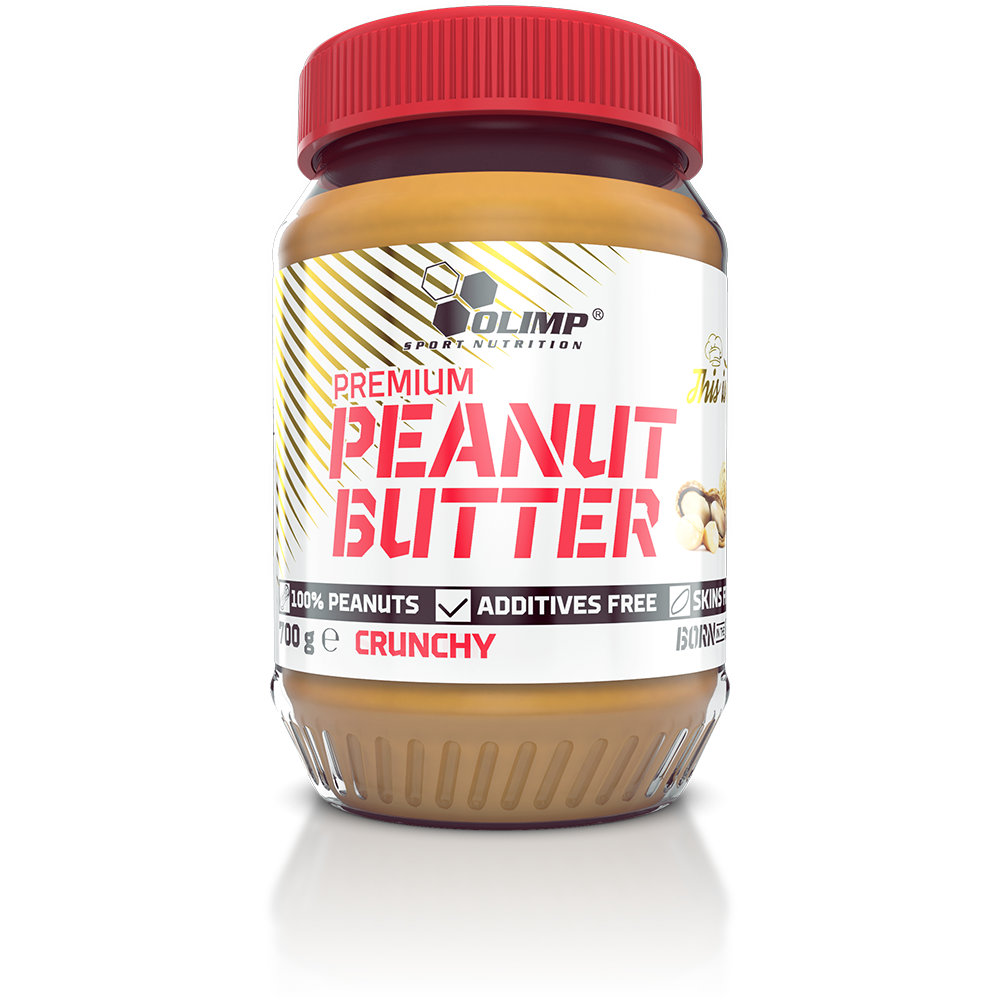 Olimp Sport Nutrition Premium Peanut Butter 700 gr.