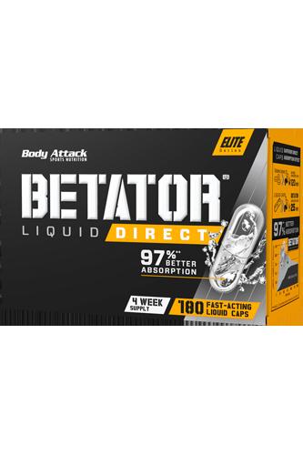 Body Attack BetaTor 180 caps.