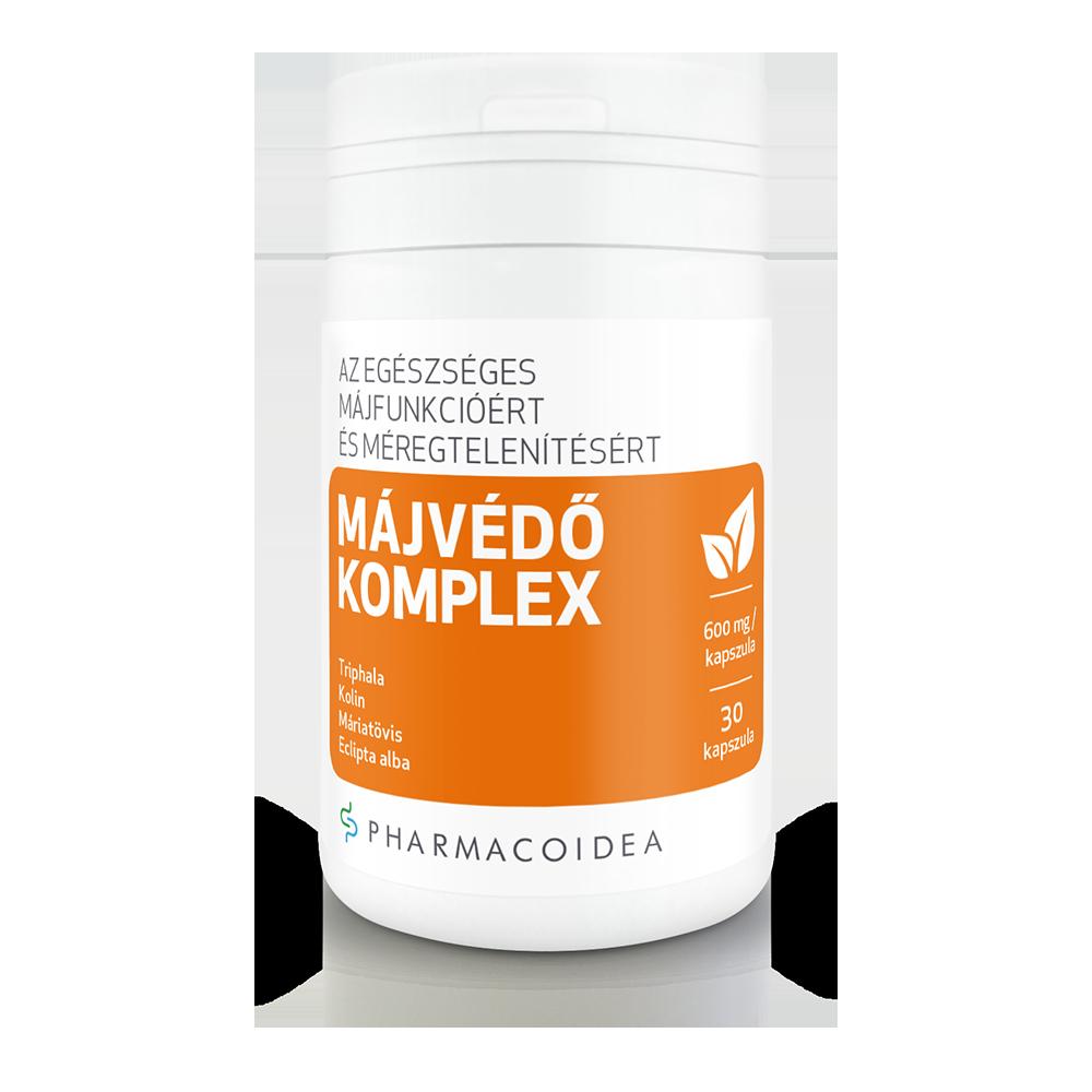 PharmacoIdea Liver Complex 30 caps.