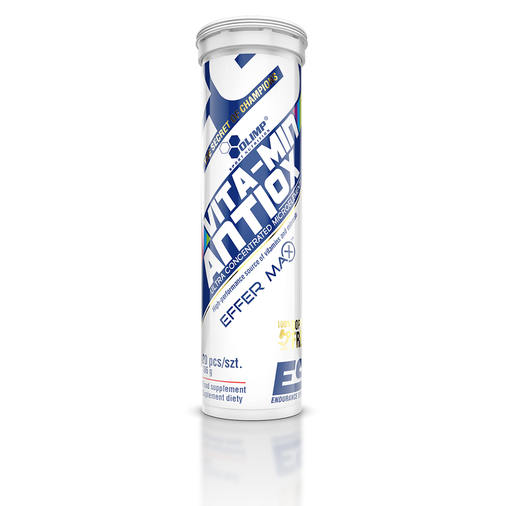 Olimp Sport Nutrition Vita-MIN AntiOX Effer Max 15 tab.