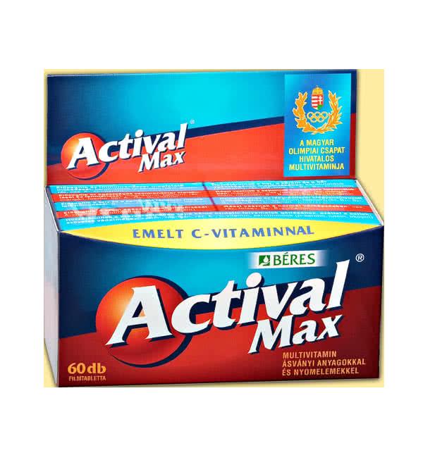 Beres Actival Max 60 tab.