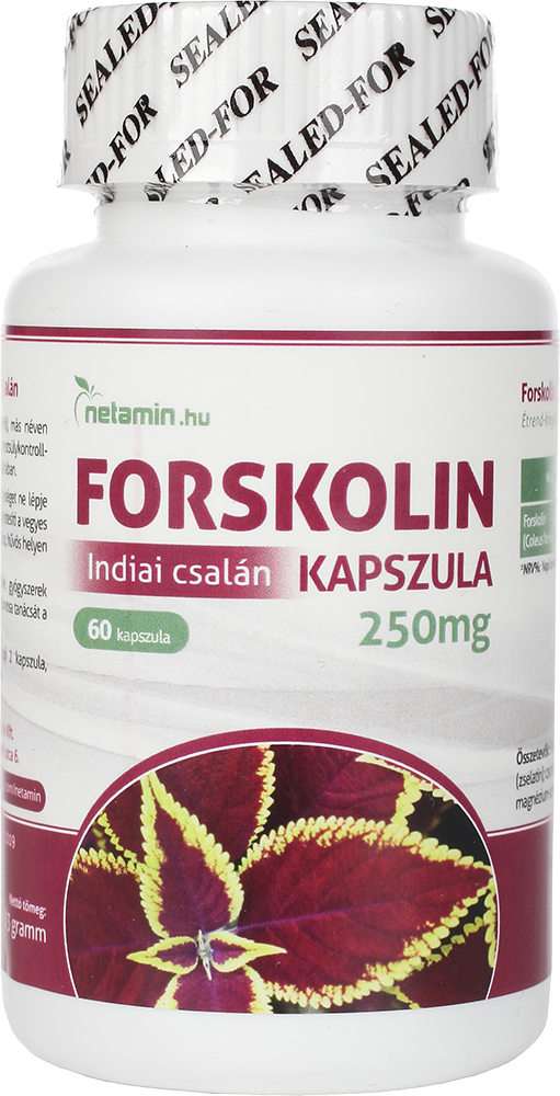 Netamin Forskolin 60 caps.