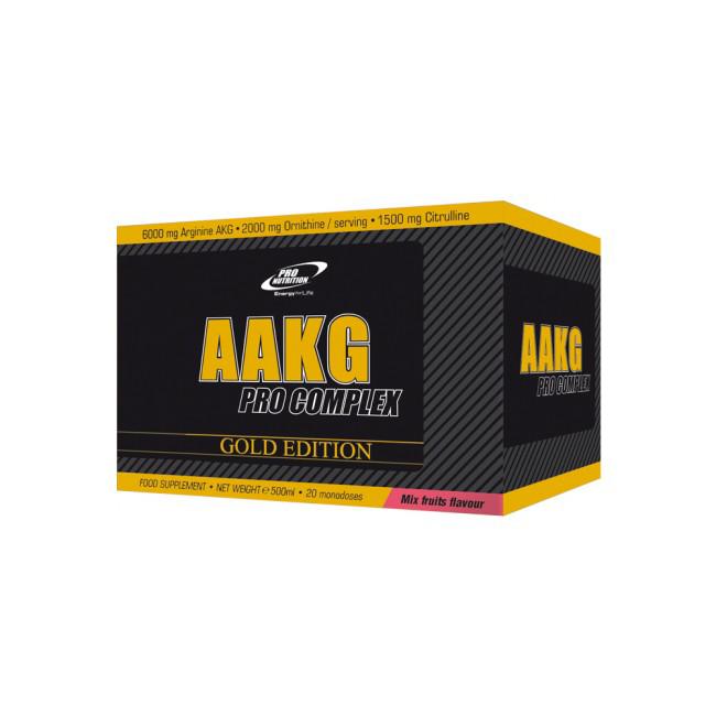 Pro Nutrition AAKG Pro Complex 10x25 ml