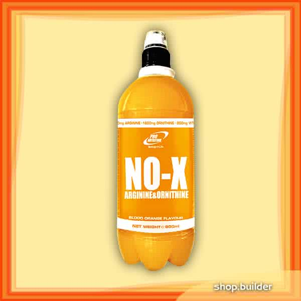 Pro Nutrition NO-X Arginine & Ornithine 0,8 lit.